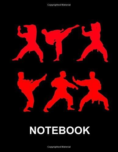 Pdf Download Notebook For Karate Martial Arts Fans Blank Lined