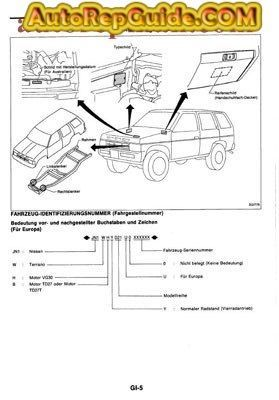 Download Free Nissan Pathfinder Terrano D21 Workshop Manual Image By Autorepguide Com Nissan Terrano Nissan Pathfinder Nissan