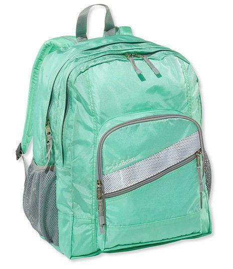 Deluxe Book Pack Ll Bean Backpack Cute Backpacks Backpacks