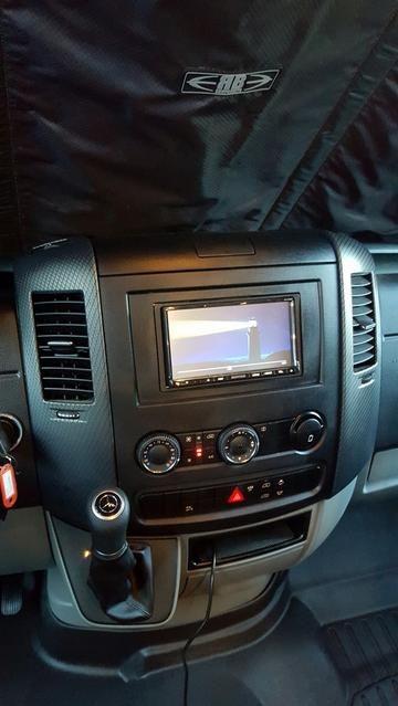 Rb Touring Van Sawtooth 03 170 Camper Van Conversion Diy Touring Mercedes Camper