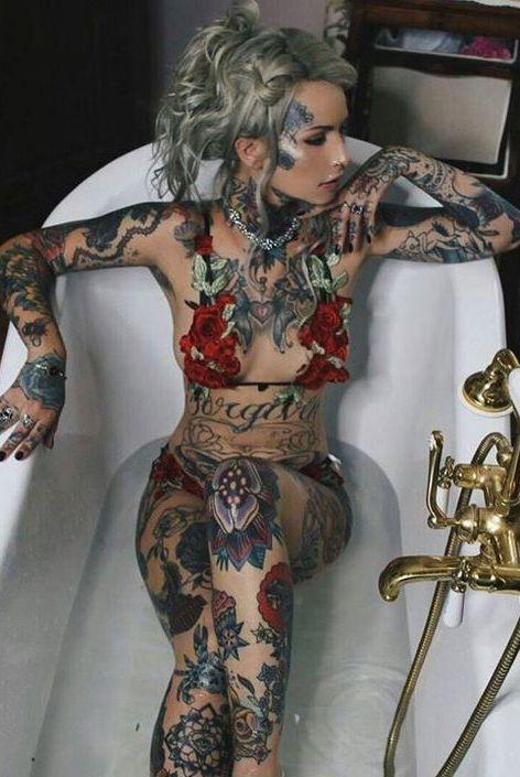 Sexy tatoos on women galleries