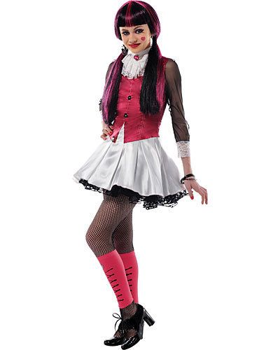 Costume - monster-high Photo | Cosplay | Pinterest  sc 1 st  Pinterest & The Real Draculaura!/Costume - monster-high Photo | Cosplay | Pinterest