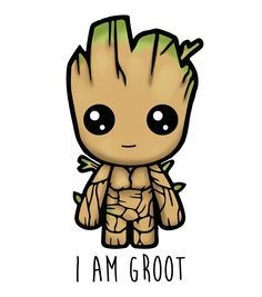 13 best Baby groot drawing images