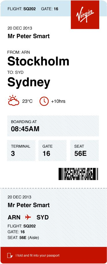 Avianca boarding pass design I think this design wastes a lot of - fake airline ticket maker