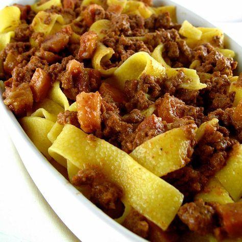 cdfd121b219efa72d77dcb42619dd135 - Ricette Ragu Di Carne