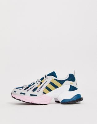 adidas gazelle rose bleu