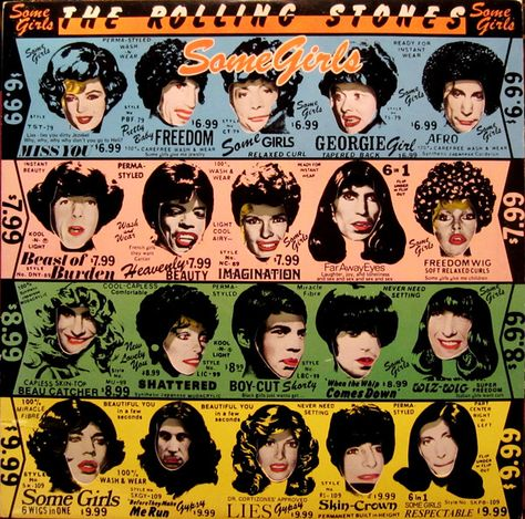 Official The Rolling Stones Discography Maxi Poster 91.5 x 61cm Tape Mick Jagger