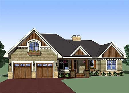 Plan 14565RK: Attractive 3 Bedroom Rambler | Craftsman style ... on drawing house plans, utah rambler house plans, l-shaped rambler house plans, custom rambler house plans, best rambler floor plans, modern rambler house plans, 1960 ranch style floor plans, simple house plans, 3-bedroom rambler house plans, rambler house plans with side garage, rambler house plans with basements, bewitched house plans, luxury rambler house plans, rambler with porch, craftsman style rambler home plans, rustic country house plans, large rambler house plans, big 5 bedroom house plans, tri-level house plans,