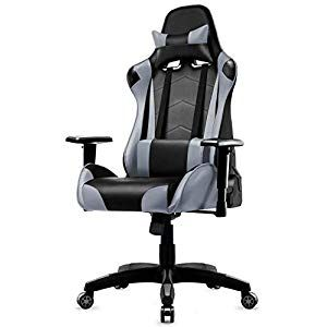 Stuhl höhenverstellbar IWMH Ergonomischer Bürostuhl Gaming f7yYbg6