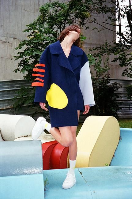 Jacquemus's La Femme Enfant FW14 Collection