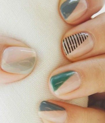Top Trending Nail Art Design For Winter To Spring 47