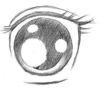 How To Draw Eyes Ojos Manga Dibujos De Ojos Dibujos Faciles