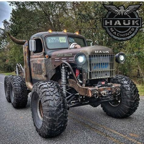"centurionmaximus: "" rat rod chevy trucks ""You can find Rat rod trucks and more on our website. Rat Rod Trucks, Rat Rod Cars, Jacked Up Trucks, Dodge Trucks, Diesel Trucks, Custom Trucks, Cool Trucks, Pickup Trucks, Diesel Rat Rod"
