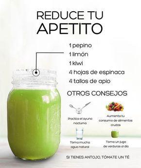Ingredientes para adelgazar rapido