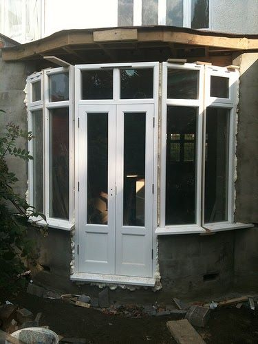 Blogging From London Since 2002 Bay Window French Doors French Doors Patio