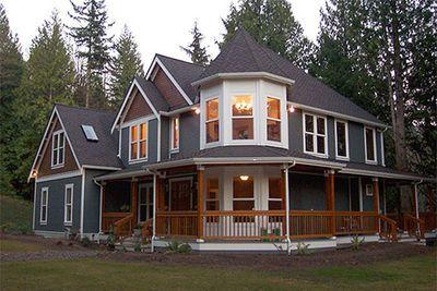 Plan 69044AM Victorian With Wraparound Porch