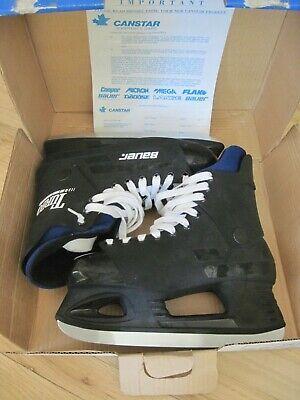 Advertisement Ebay Vintage Nos Bauer Turbo Sr Mens Ice Hockey Skates Size 10 Made In Canada Men S Hockey Fun Sports Bauer Skates