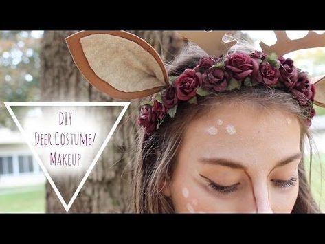 Photo of Last minute DIY Deer Costume