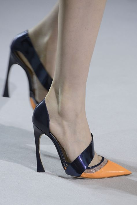 Love these.. on the look out for an 'orange dress' to compliment Christian Dior