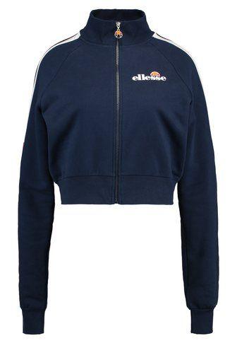 vendu dans le monde entier nouveau style authentique ALAGNA - veste en sweat zippée - blue @ ZALANDO.BE 🛒 in ...