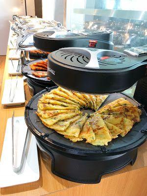 K Cook Korean Bbq Buffet Orchard Central Restaurant Review
