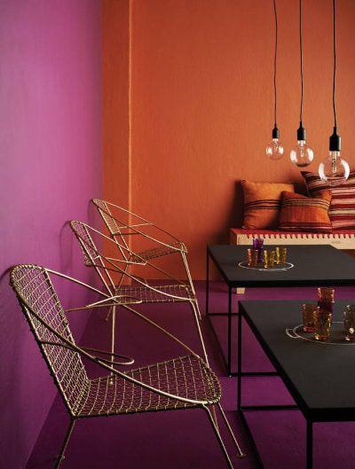 Home Paint Ideas Based On Paris Fashion Week Colors Decor