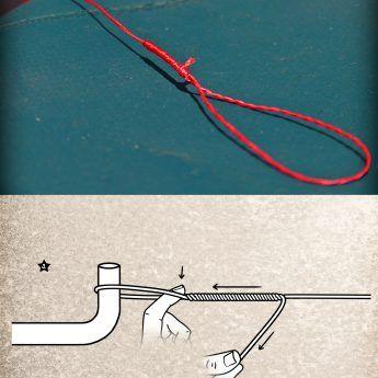 Bimini Twist Knoten Knoten Angelknoten Und Schlaufenknoten