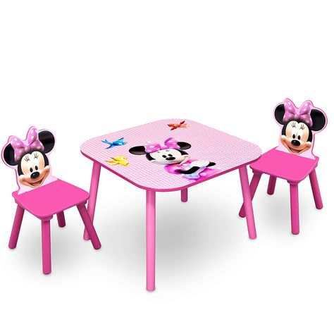 minnie mouse table and chair set | toys r us babies r us