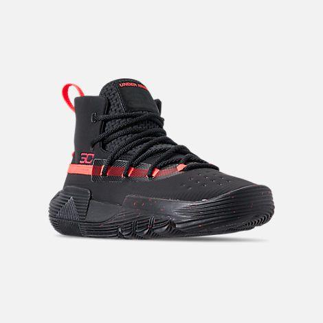 online retailer fa518 26e00 Big Kids' Under Armour SC 3ZERO II Basketball Shoes in 2019 ...