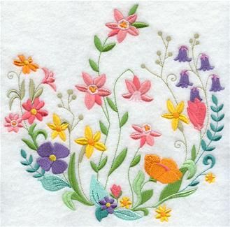 This is Embroidery Library's 90,000 design! If you pay attention to only one embroidery design site, this is the one. I have download hundreds of good quality freebie designs from them beside buying most designs from them when I have to purchase one! I promote them every chance I get, not because they pay me, but in repayment for what they have given me over the years.