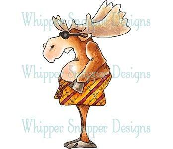 Thinking Gifts Woodland Animals Moose