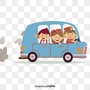أطفال المدرسة جلسة عن أداة تعريف إنجليزية غير معروفة حافلة المدرسة Png و Psd ة Kids Clipart School Clipart Clip Art