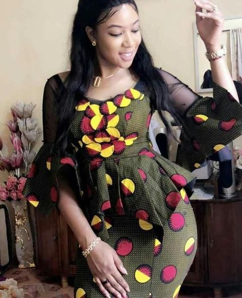 get the latest and most trendy Ankara Styles of the this year 2019 that will inspir