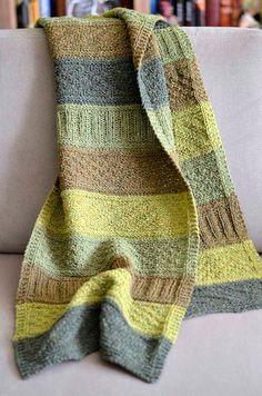 Guernsey Wrap Ist Fertig Wolldecke Stricken Schal Stricken