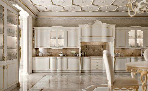 Classic Italian Luxury Kitchen Furniture Andrea Fanfani Italy Luxury Kitchens Classic Kitchen Design Luxury Kitchen