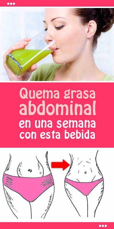Adelgazar abdomen en 1 semana