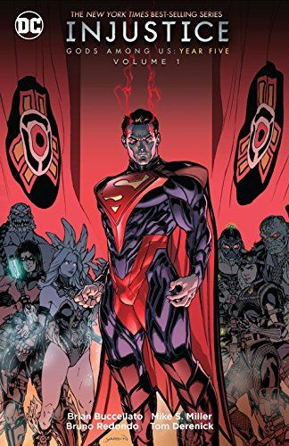 Download Injustice Gods Among Us Year Five Tp Vol 1 By Brian Buccelatto Pdf Epub Kindle Audiobooks Online Injustice Comic Dc Injustice Comics