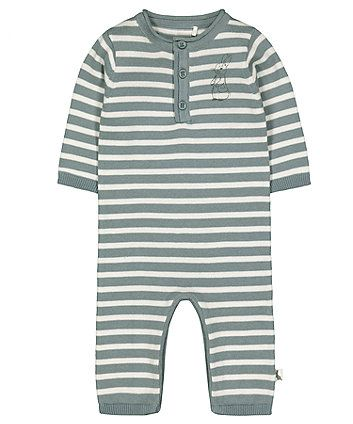 01c55db9965a7 Peter rabbit striped all in one | Baby | Rabbit baby, Peter rabbit ...