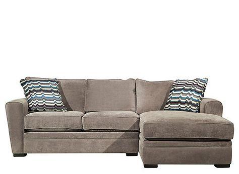 Fine Artemis Ii 2 Pc Microfiber Sectional Sofa Home Decorating Inzonedesignstudio Interior Chair Design Inzonedesignstudiocom