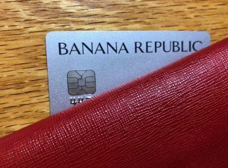 banana republic card services