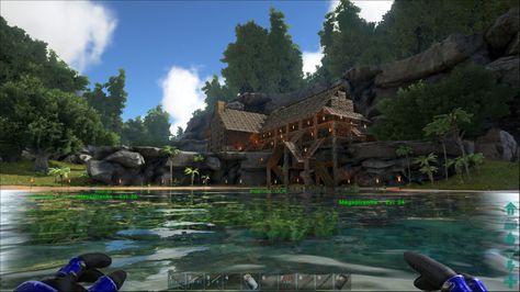 10 best Ark survival images on Pinterest Videogames, Video games - new blueprint ark survival