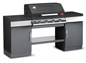 Beefeater Discovery 1100e 4 Burner Gas Bbq Outdoor Kitchen Unit Outdoor Kitchen Bbq Sale Beefeater