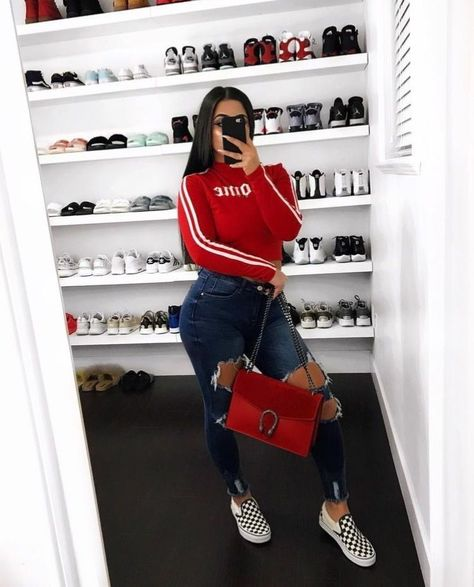 Super how to wear red vans outfit casual 22 Ideas