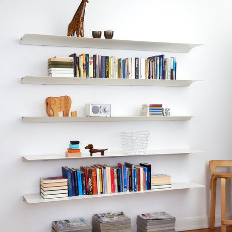 Diy Mounted Shelving Almost Makes Perfect Diy Bookshelf Plans Bookshelves Diy Shelving