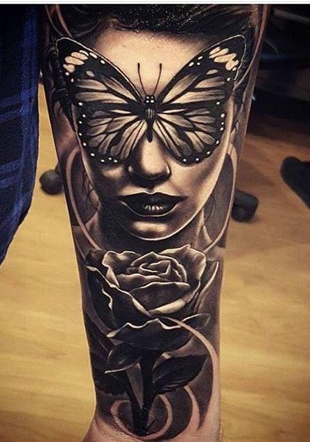 Tattoos männer frauen arm Arm Tattoos