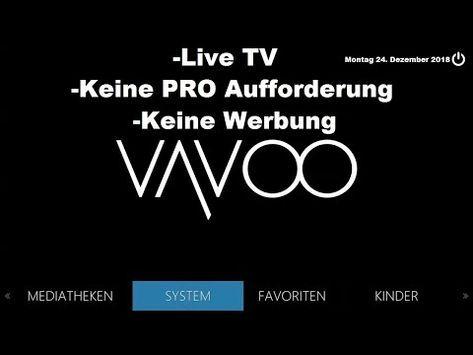 Vavoo Tv The Best Youtube Youtube Channel Favoriten