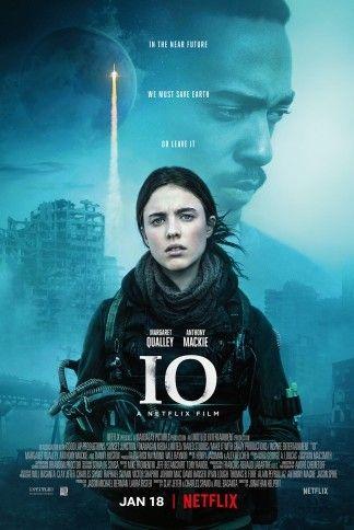 Io Movie Posters Netflix Film Filmek