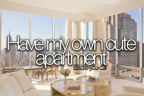 Before I die…