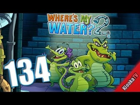 Where S My Water 2 Level 134 Walkthrough Party Collectible