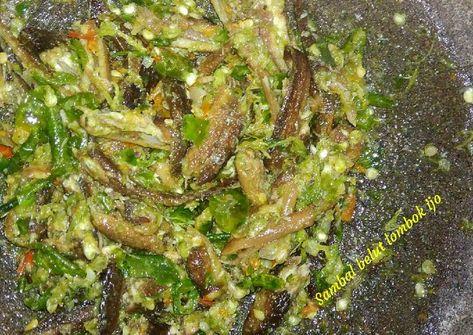 Resep Sambal Belut Lombok Ijo Oleh Fandi Resep Makanan Cabai Rawit Resep